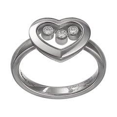 Chopard Happy Diamond Heart Ring 82A611/1110