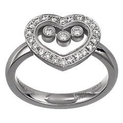 Chopard Happy Diamond Heart Ring 82A611/1210