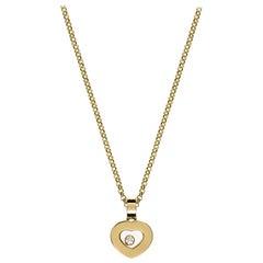 Chopard Happy Diamond Heart-Shaped Pendent 792897-0001