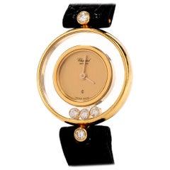 Chopard Happy Diamond Ladies Quartz Watch Ref 4082