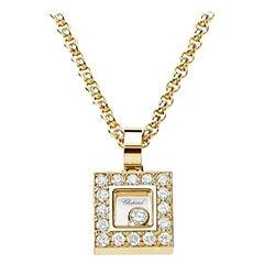 Chopard Happy Diamond Pendent 792896-0001