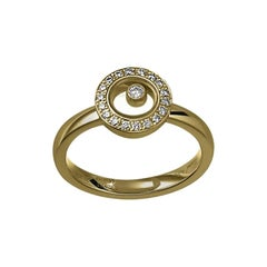 Chopard Happy Diamond Ring 82A017/0210