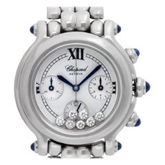 Chopard Happy Diamonds 676306, White Dial, Certified and Warranty