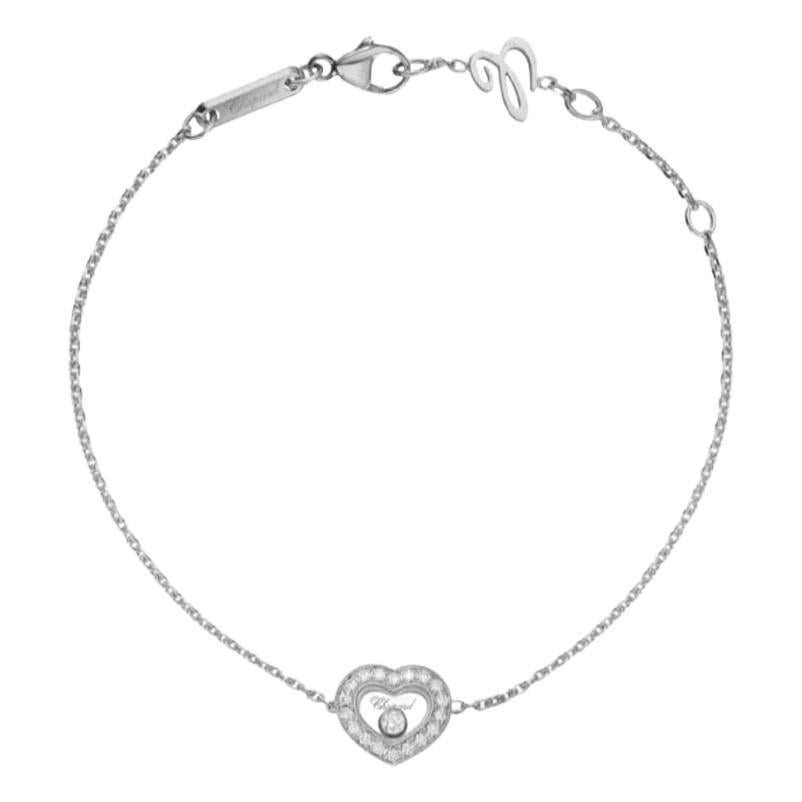 Chopard Happy Diamonds Happy Heart Bracelet 85A054/1201