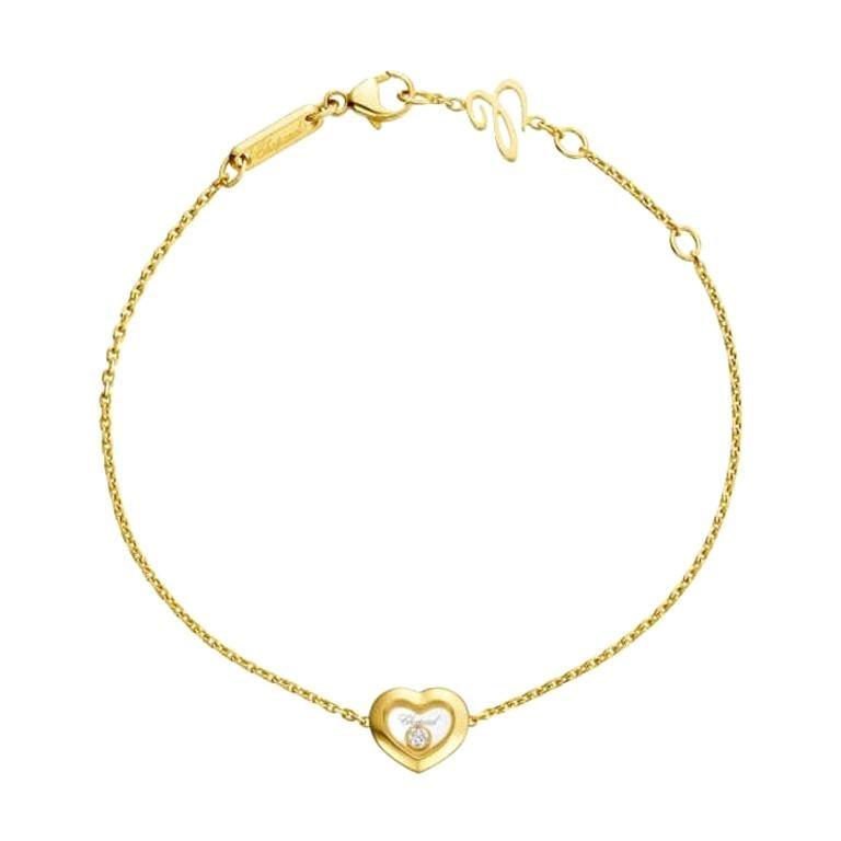 Chopard Happy Diamonds Heart Bracelet 85A054/0001