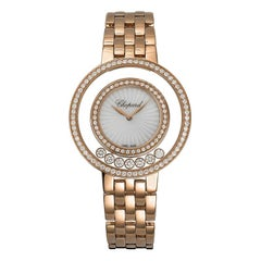 Chopard Happy Diamonds Ladies Watch 209428-5201