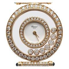 Chopard Happy Diamonds, MISSING, Case, Certified and Warranty