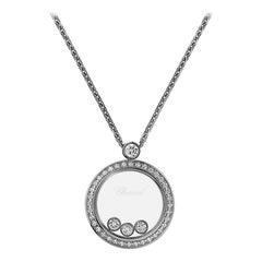 Chopard Happy Diamonds Pendant '793929-1301'