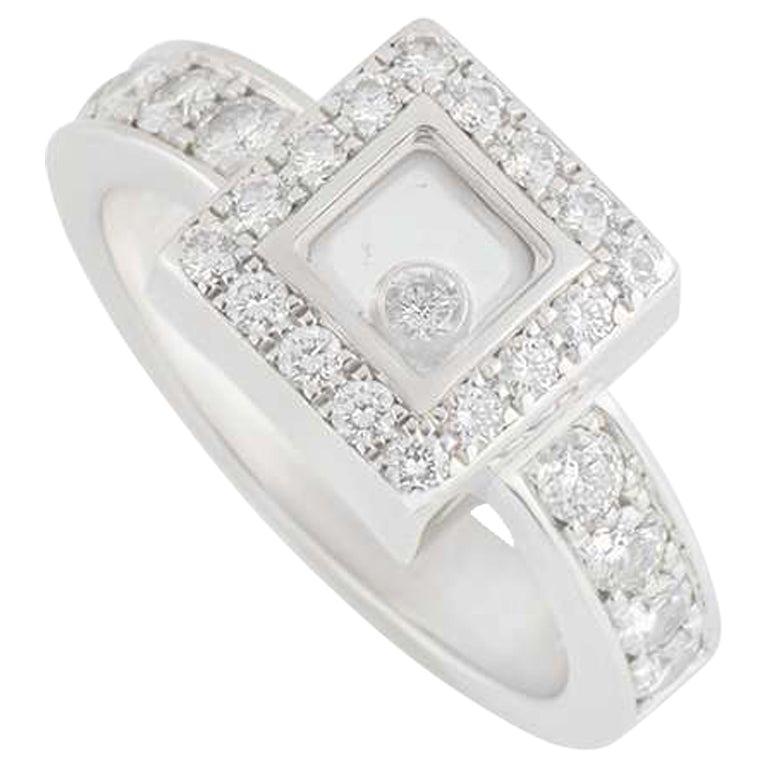 Chopard Happy Diamonds Square Ring
