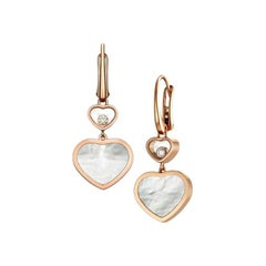 Chopard Happy Hearts Earrings 837482-5310