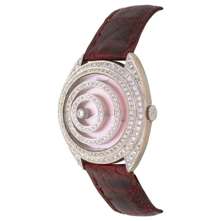 Chopard Happy Spirit Ladies Pre-Owned 20/7060 For Sale