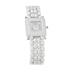 Chopard Happy Sport 10/6115-23, White Dial, Certified and Warranty
