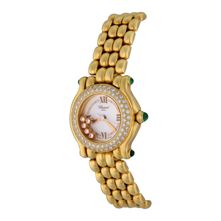 Chopard Happy Sport 27-6151-0005 Ladies Pre-Owned For Sale