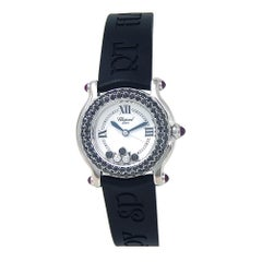 Chopard Happy Sport 27/6194-21, White Dial, Certified and Warranty