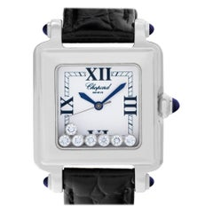 Chopard Happy Sport 27/8325-23, White Dial, Certified and Warranty