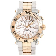 Chopard Happy Sport 28/8499-6002, White Dial, Certified