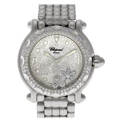 Chopard Happy Sport 28/8946-2001, Silver Dial, Certified and Warranty