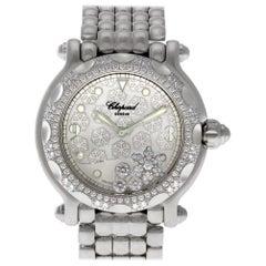 Chopard Happy Sport 28/8946-2001, Silver Dial, Certified
