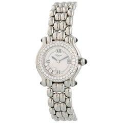 Chopard Happy Sport 8245 Diamond Bezel Ladies Watch