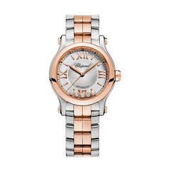 Chopard Happy Sport Automatic Ladies Watch 278573-6002