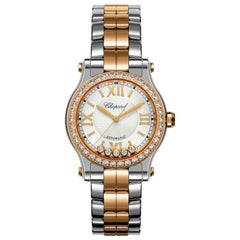 Chopard Happy Sport Automatic Ladies Watch 278573-6016