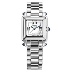 Chopard Happy Sport Diamond Ladies Watch 278893-3006