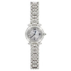 Chopard Happy Sport Happy Diamond Ladies Watch 278236-3005