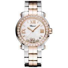Chopard Happy Sport Ladies Watch 278488-6001