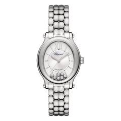 Chopard Happy Sport Oval Ladies Watch 278602-3002
