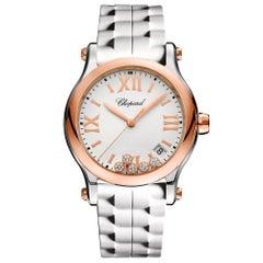 Chopard Happy Sport Quartz Movement Ladies Watch 278582-6001