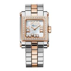 Chopard Happy Sport Square Mini Watch 278516-6004