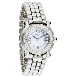 Chopard Happy Sport Stainless Steel Ladies Watch