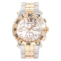 Chopard Happy Sport 28/8499-6002 White Dial Certified Authentic