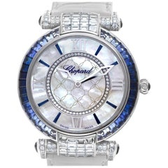 Chopard Imperial 384239-1013, White Dial, Certified and Warranty