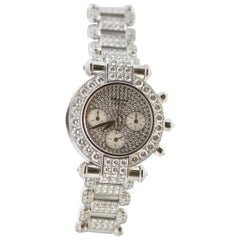 Chopard Imperiale Chronograph Diamonds Watch