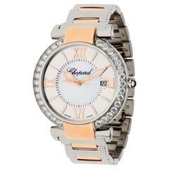 Chopard Imperiale 38/8531-6004 Unisex Watch in 18kt Stainless Steel/Rose Gold