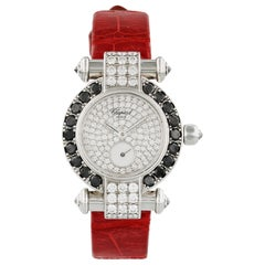 Chopard Imperiale 39/6168-50 Factory Fave Diamond Dial Ladies Watch