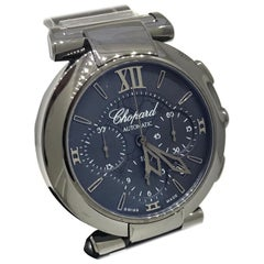 Chopard Imperiale Automatic Chronograph Black Dial Men's Watch 38/8549-3005