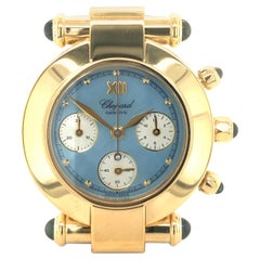 Chopard Imperiale Ladies Watch Chronograph in 18K Yellow Gold