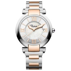 Chopard Imperiale Mother of Pearl Dial Automatic Ladies Watch 388531-6002