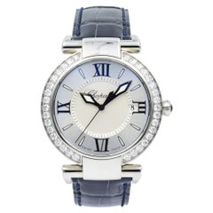 Chopard Imperiale Quartz 388532-3003 Stainless Steel with Diamonds Watch