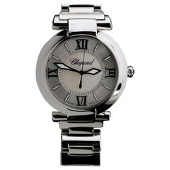 Chopard Imperiale Stainless Steel Amethyst Watch 388531-3003