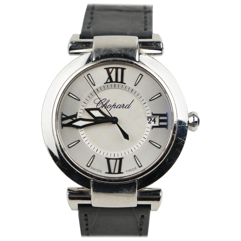 "Chopard ""Imperiale"" Stainless Steel Quartz Wristwatch"