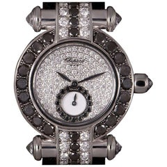 Chopard Imperiale White Gold Pave Diamond Dial Diamond Set 39/3168-50