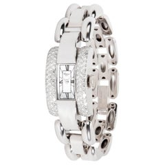 Chopard La Strada 41/6547 Women's Watch in 18 Karat White Gold