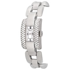 Chopard La Strada Pre-Owned Ladies Quartz 416547-1001
