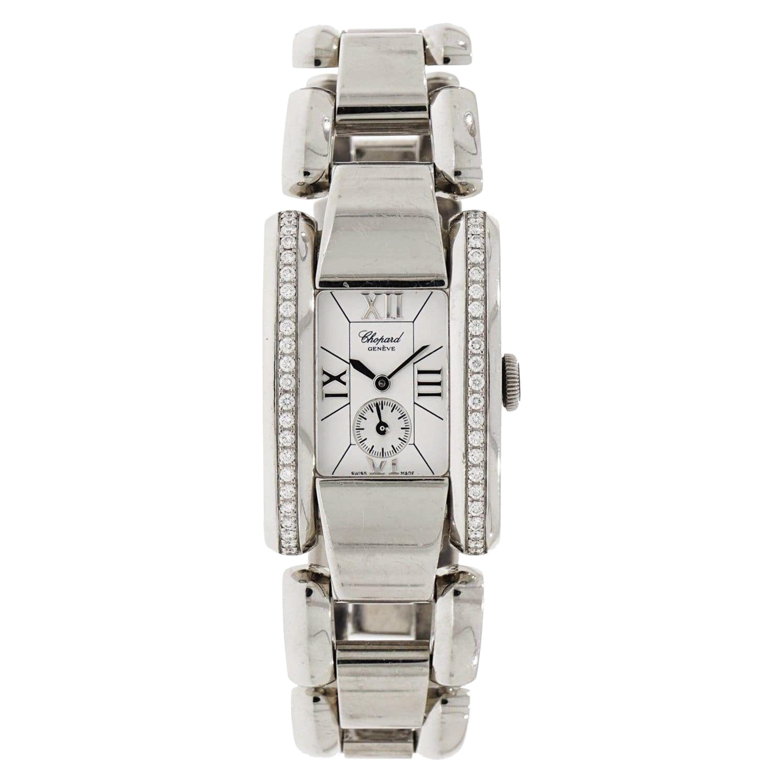 Chopard Lastrada Stainless Steel Ladies Wrist Watch