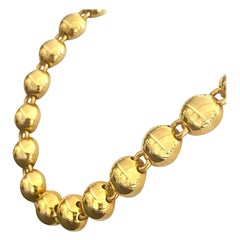 "Chopard, ""Les Chain"" Necklace, Hemispheres"