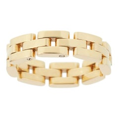 Chopard Les Chaines 3-Row Rose Gold Ring
