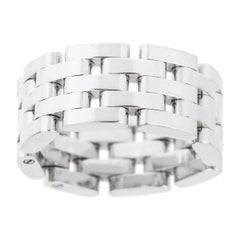 Chopard Les Chaines White Gold Link Ring